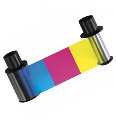 Cinta color YMCK para Fargo HDP5000 (500 impresiones)