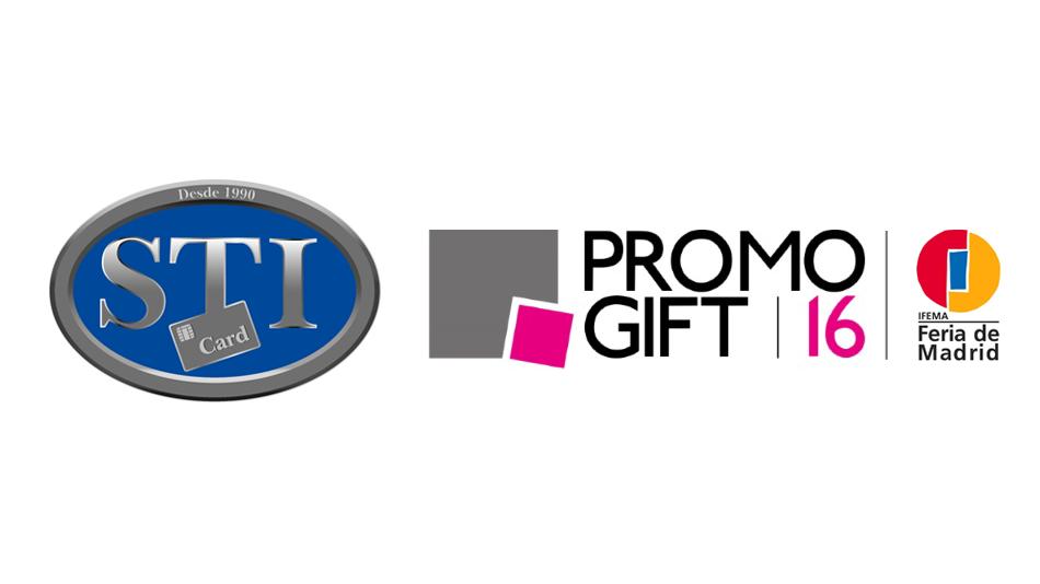 STI CARD, expositor en PROMOGIFT 2016
